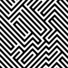 Brandon Spiegel Labyrinth grid system study, c.14