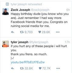 Happy birthday Tyler.