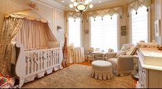 Mum Said - Luxury Baby Furniture > Cribs / Cots > Chelsea Sleigh Crib-Antique Silver