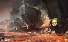 destiny game art | Концепт-арт Destiny -- Shazoo