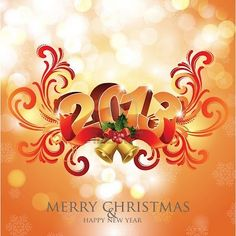 Merry Christmas And Happy New Year 2014 (id: 38772) - BUZZERG ...