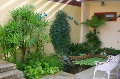 Como fazer um Jardim de Inverno Barato (1)