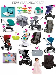 Big City Moms | 18 New Baby and Toddler Products for 2015 - 2015 VISTA included!