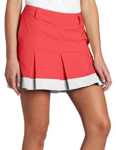 Puma Golf Pleated Tech Skirt