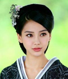 Pretty Asian, Beautiful Asian Girls, Geisha, Angelababy, Girls World, Chinese Actress, International Fashion, Woman Face, Asian Woman