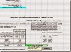 Diseño de pavimentos rígidos AASHTO 97 http://ht.ly/CiffZ | #Isoluciones #PlanillasExcel #Pavimentos