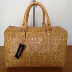 Love a Guess bag!