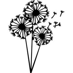 Welcome to the Silhouette Design Store, your source for craft machine cut files, fonts, SVGs, and other digital content for use with the Silhouette CAMEO® and other electronic cutting machines. Stencil Art, Stencils, Blowing Dandelion, Cut Out Art, Dandelion Designs, Silhouette Design, Grass Silhouette, Fashion Wall Art, Free Graphics