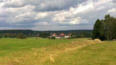 Somewhere near Hohegeiss