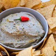 Salata de vinete si avocado / Roasted eggplant&avocado spread - Madeline's Cuisine