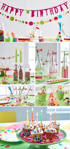 Farbenfroh, lebendig, lustig und fantasievoll – so sollte ein Kindergeburtstag und natürlich auch die Tischdeko an diesem Tag sein. Wie so eine tolle Deko gelingt? Mit folgenden Profissimo Produkten und etwas Kreativität ist das ganz einfach.