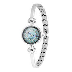 Titan Raga Analog Blue Dial Women's Watch 2444SM01