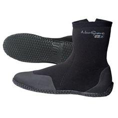 Neosport by Henderson 7mm Medium Sole Zipper Dive Boots SB70Z-5 003740
