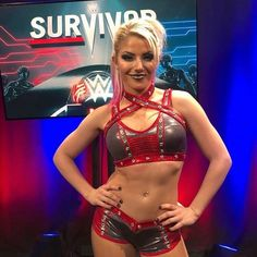 ✨ New Years challenge Reply w/ a favorite Alexa Bliss Pic or GIF ✨ Day Figurines D'action, Wrestling Divas, Women's Wrestling, Wrestling Outfits, Jessica Jones, Divas Wwe, Alexis Bliss, Becky Wwe, Wwe Pictures