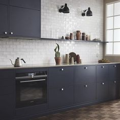 Kitchen decor, kitchen cabinets, kitchen organization, kitchen organizations and of course. The kitchen is the center of the home, so it's important to have a space you love! These pins are my favorite kitchens and kitchen ideas. Kitchen Furniture, Kitchen Interior, Kitchen Decor, Kitchen Ideas, Kitchen Sale, Kitchen Designs, Diy Kitchen, Wood Furniture, New Kitchen Cabinets