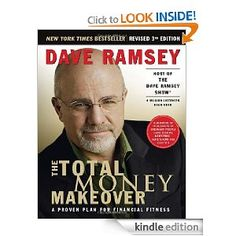 Great system for getting out of debt. TOTAL MONEY MAKEOVER. Dave Ramsey