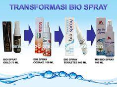 TRANSFORMASI BIO SPRAY MSI: Transformasi Bio Spray Teraztee menjadi MSI Bio Sp...