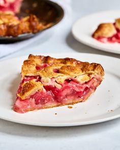 Rhubarb Pie Recipe   Kitchn