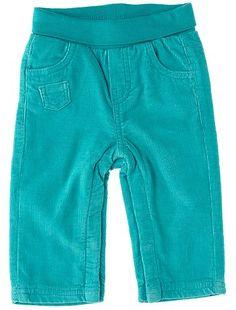 Pantalon velours taille élastique                                                                                                  ...