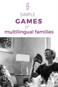 5 simple games for m