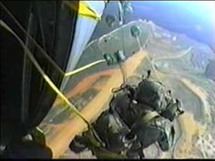 army airborne jumps. yep, I am going to have to do this someday :)