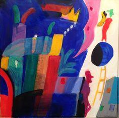 Αλέξης Κυριτσόπουλος Painting, Art, Art Background, Painting Art, Kunst, Paintings, Performing Arts, Painted Canvas, Drawings