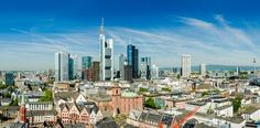 Ever wanted to visit the dynamic city of Frankfurt? Well, it's never too late! contact Julia at julia@vancouver-serviced-apartments.com for luxurious accommodation at a preferential rate The Apartment Matchmakers -  the luxury of hotel, the freedom of an apartment.
