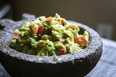 guacamole.  Mexican food.