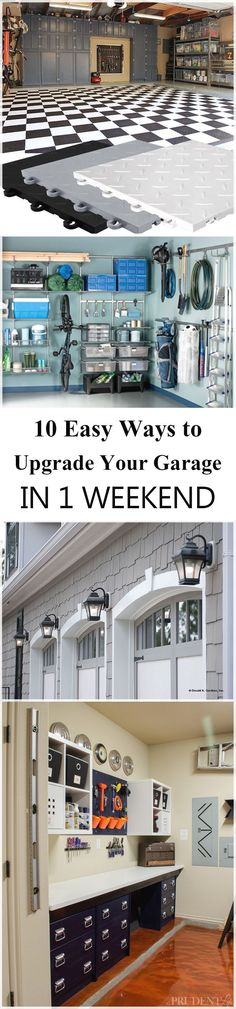 Garage Storage Ideas- CLICK THE IMAGE for Many Garage Storage Ideas. #garagestoragepics #garagetoolorganization