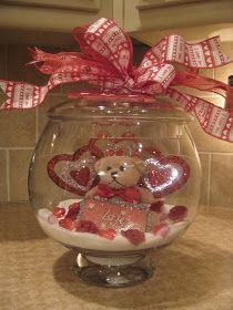 Kristen's Creations: A Few Valentine Ideas!