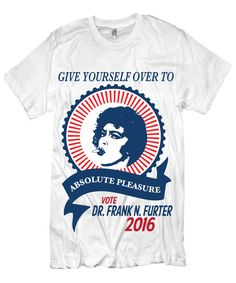 Franknfurter for President in 2016 Rocky by PopCoutureApparel