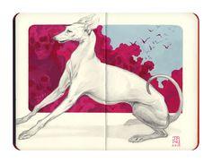 J.A.W. Cooper // Illustration - SELECTED WORKS