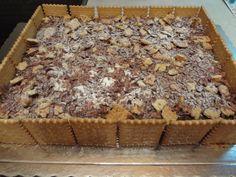 Olga's cuisine...και καλή σας όρεξη!!!: Τούρτα μωσαικό Greek Sweets, Sweet Recipes, Tiramisu, Banana Bread, Muffin, Birthdays, Birthday Cake, Cookies, Chocolate