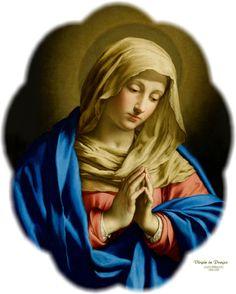 Giovanni Battista Salvi da Sassoferrato, Italian - The Virgin in Prayer 6
