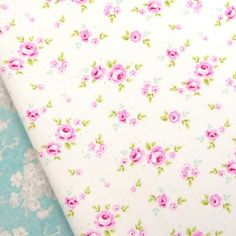 Tilda Country escape, cream mini rose fabric / quilting doll toy dressmaking in Crafts, Fabric | eBay