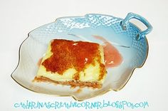 Rhubarb Custard from Danish Castle Recipe