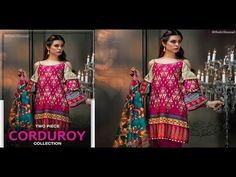 Gul Ahmed Summer Embroidered Lawn Dresses Collection 2017 2018