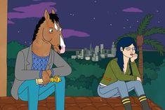 Bojack Horseman: The Man, the Myth, the Legend.  http://tipsycat.com/2015/10/bojack-horseman-the-man-the-horse-the-legend/