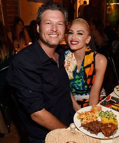 Blake Shelton and Gwen Stefani's Chemistry Is Undeniable at Star-Studded…