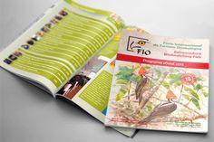 Programa oficial FIO: portada y FOTOFIO 2015 | Laruinagrafica
