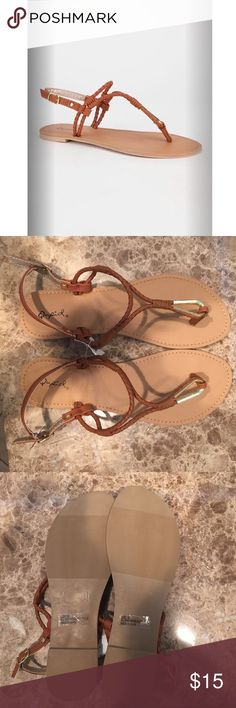 Athena Sandal Brand new Qupid Shoes Sandals