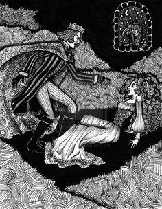 Rumpelstiltskin by Ithelda.deviantart.com on @deviantART