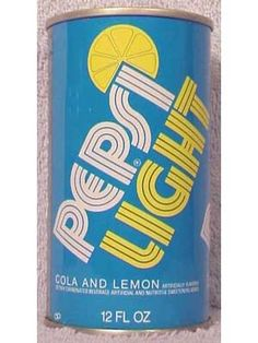 Pepsi Light.. This caught on again like 10yrs ago with Lime, Vanilla, and Lemon