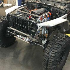 Save by Hermie Jeep Rubicon, Jeep Tj, Jeep Wrangler Unlimited, Jeep Truck, Toyota 4x4, Toyota Hilux, Jeep Cj7 Parts, Auto Jeep, Badass Jeep