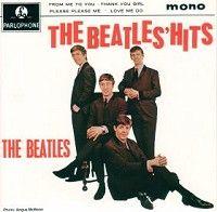 Released September 1963 - my first Beatles record  Beatles hits01.jpg