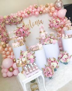 cheap this week Exalted cut quinceanera party decorations Hurry! cheap this week Girl Baby Shower Decorations, Baby Shower Themes, Birthday Party Decorations, Birthday Parties, Wedding Decorations, Shower Ideas, Quinceanera Decorations, Quinceanera Party, Balloon Decorations