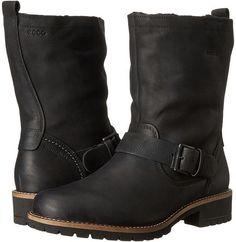 Ecco Elaine Buckle Boot