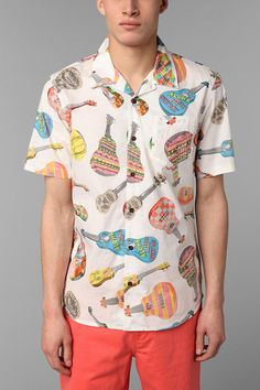 cc4b4e1b34 Vans Casual Friday Aloha Shirt Online Only Aloha Shirt