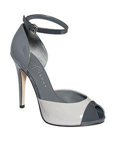 f9ec735fd6e Ivanka Trump Barina Platform Pumps Shoes - Macy s
