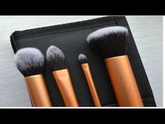Real Techniques core collection finally at a great price - $ 10 for every woman now famous makeup brushes http://www.youtube.com/watch?v=HebBcrOTNtUfeature=youtu.be   #realtechniquescore #realtechniques #makeupbrushes #makeup #realtechniquesbrushes #realtechniquescorecollection #realtechniquescorereviews #realtechniquescoretutorial